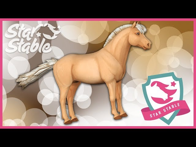 Star Stable is Remaking The Fjord Horse!