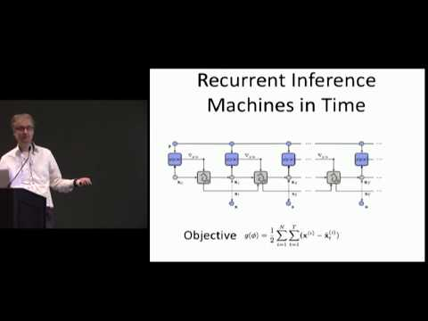 Invited Talk 1: Deep Recurrent Inverse Modeling for Radio Astronomy and Fast MRI Imaging