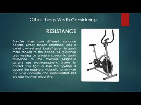 Tips For Buying Exercise Bikes