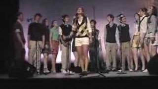 """""""Always Be My Baby"""" Enchords 3/15/08 Katie Honig"""