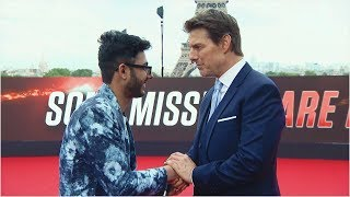 INDIAN KID MEETS TOM CRUISE thumbnail
