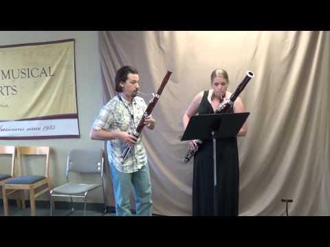 Wolf Quartbassoon Duet Demonstration
