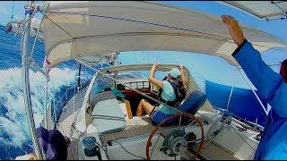 Ep. 23 Piraten in zicht? - Zeilend langs de kust van Venezuela op weg naar Tobago