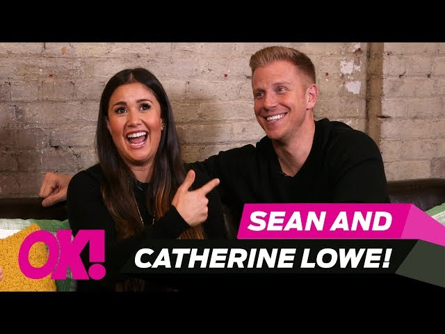 'Bachelor' Stars Sean & Catherine Lowe Admit It's 'Really Hard To Stay Together' After The Show Ends