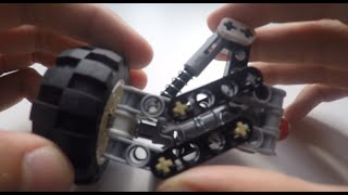 what you need to know to build a LEGO suspension system