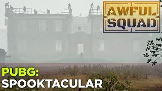 AWFUL SQUAD: Spooktacular! with Griffin, Justin, Russ and Mikey Neumann