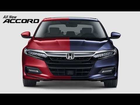 2018 honda accord colors with accessories youtube. Black Bedroom Furniture Sets. Home Design Ideas