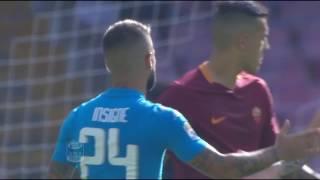 Napoli-Roma 1-3 8a Giornata Serie A TIM 16/17 - HighLights