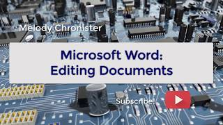 10 Editing Tricks and Tips in Word 2016