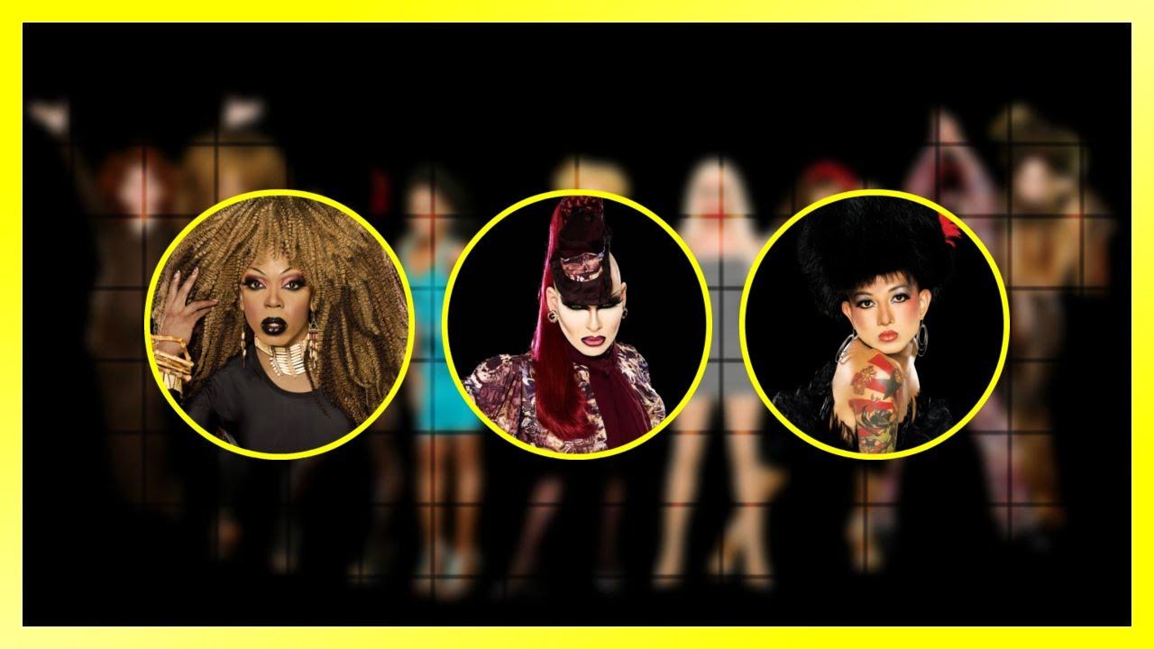 "RuPaul's Drag Race Season 1 ""Official"" Ranking"