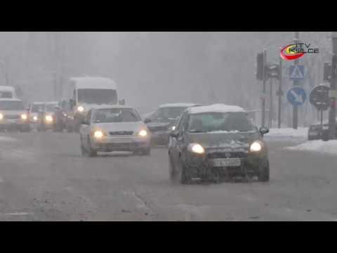 """MZD monitoruje """"Akcję Zima"""" – ITV Kielce"""