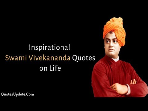 Inspirational Swami Vivekananda Quotes on Life - Quotes Update