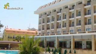 Hotel Sunland Resort, Kemer, Turecko