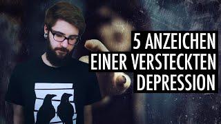 5 Angewohnheiten von Leuten mit versteckten Depression! | Andre Teilzeit