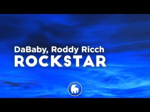 DaBaby – ROCKSTAR (Clean – Lyrics) feat. Roddy Ricch