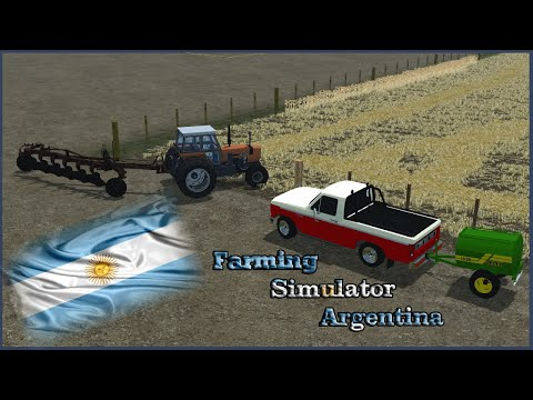 Farming Simulator 2013 Argentina - Todo Listo Para Sembrar - TIMELAPSE - #3