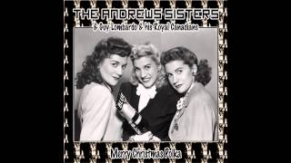 Andrews Sisters — Merry Christmas Polka 1950