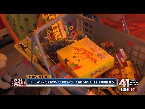 Firework sales booming in Missouri