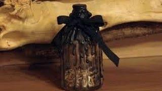 видео Ведьмина бутыль