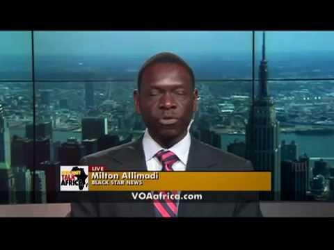 Straight Talk Africa Guest Milliton Alimadi of Black Star ...