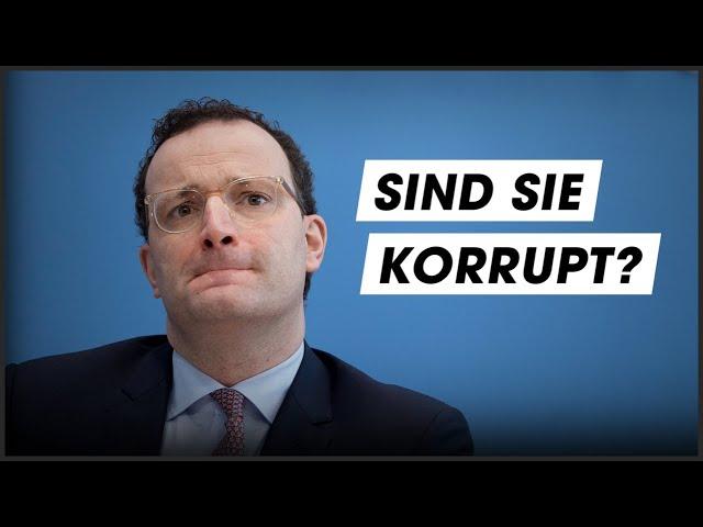 Wie kriminell sind CDU und CSU?