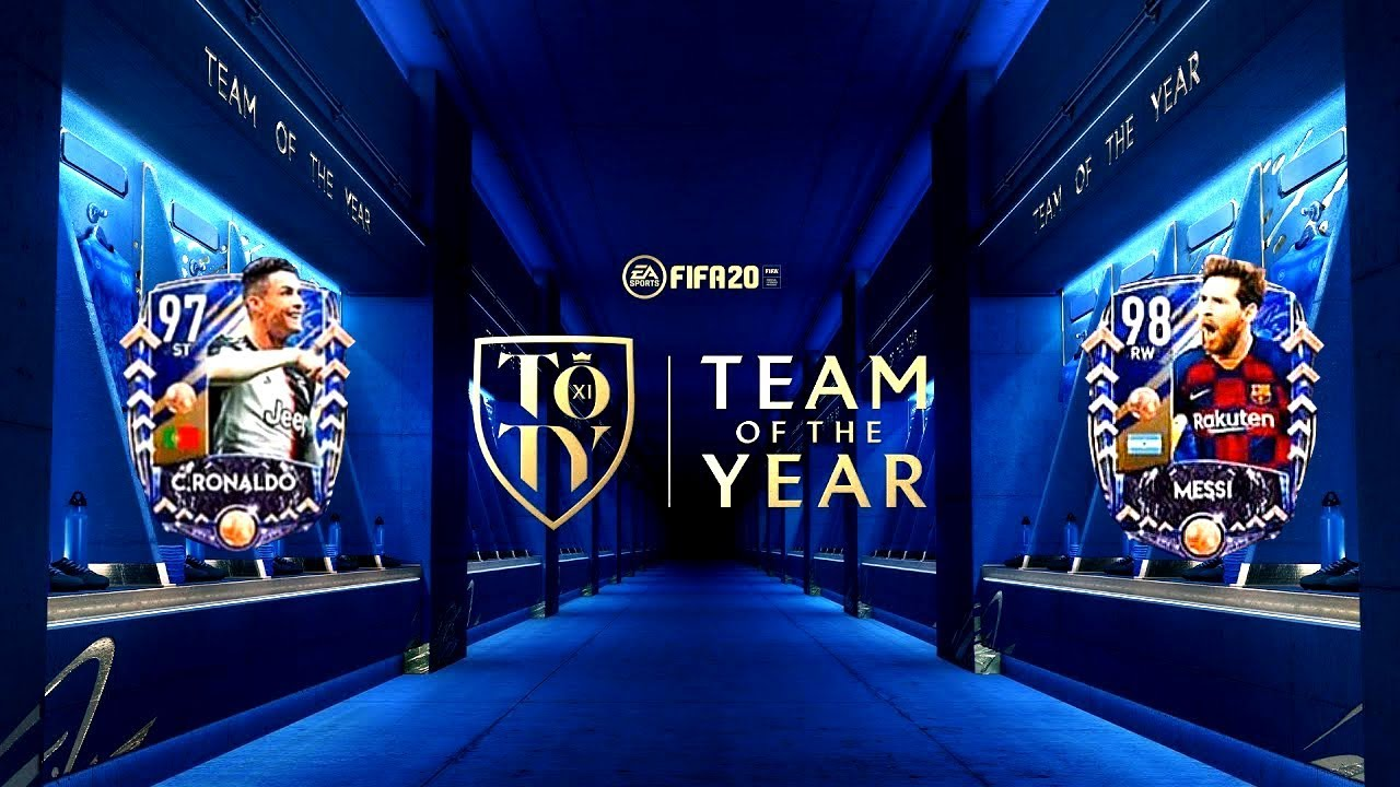 Team Of The Year 2021
