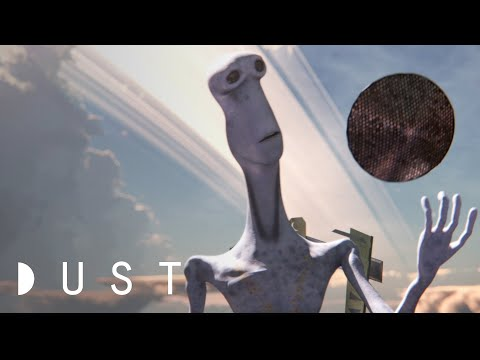 """Sci-Fi Short Film: """"The Looking Planet""""   DUST"""