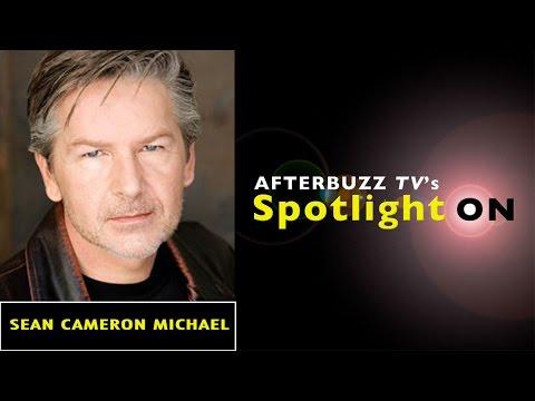 Sean Cameron Michael Interview | AfterBuzz TV's Spotlight On