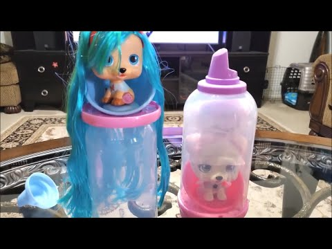 I Love My Vip Pets Imc Toys Vip Pets Series 1 Harper Really Likes These Cool Toys Youtube