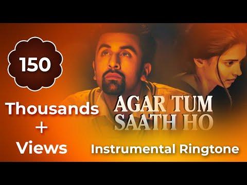 Agar Tum Saath Ho Instrumental Ringtone