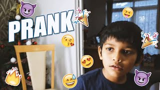 Invisible Prank on 6 Year Old - Disappearing Kid Prank, Funny Video