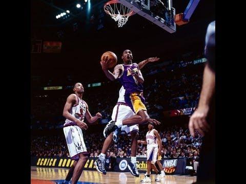 Kobe Bryant's Top 10 Plays of 1997-1998 NBA Season