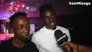 Exclusive Interview Na The Mafik Kwenye Usiku wa Miss Dar Es Salaam 2018