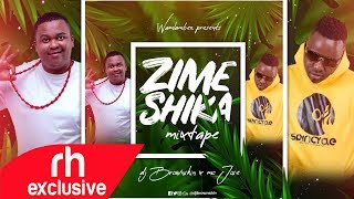 2019 ZIMESHIKA MIX - DJ BROWNSKIN 254  X MC JOSE( RH EXCLUSIVE)