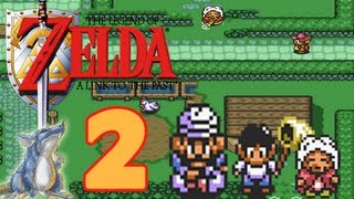 Let's Play The Legend of Zelda A Link to the Past Part 2: Suche nach Sahasrahla in Kakariko