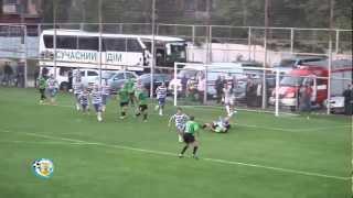ФК Полтава - ФК Севастополь 1-2 (голы)