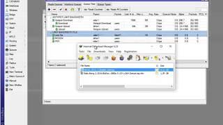 Mikrotik Hotspot- Limit bandwidth dari banyak ektensi file
