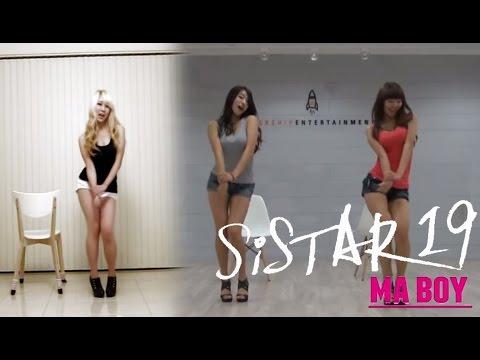 Sistar19 ma boy dance cover [kaotsun]