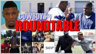 ☆SPECIAL☆ ROUNDTABLE DISCUSSION: T-Will Arrest; Offseason Specialty Coaches; Fan Questions & More!!!
