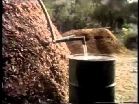 Biomeiler - Heizung & Warmwasser