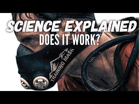 Science Behind Elevation Training Mask - Do Altitude Training Masks Work? Science Explained