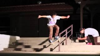 Anthony Pantoja 13 year old STREET PART!!!