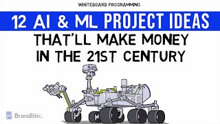 12 Futuristic AI & ML Project Ideas [Updated 2020]