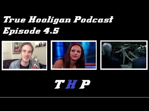 THP Episode 4.5, Pewdiepie WSJ Fallout, Cash Me Outside Girl Hacked, Cyborg Bodies