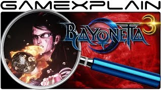 Bayonetta 3 ANALYSIS - Reveal Teaser Trailer (Secrets & Hidden Details!)