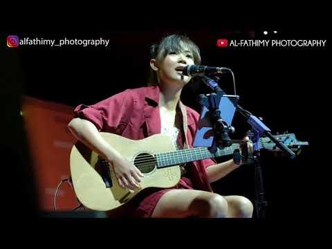 Akhirnya Menemukanmu Naff   Cover By Tami Aulia Live In Gofood Festival