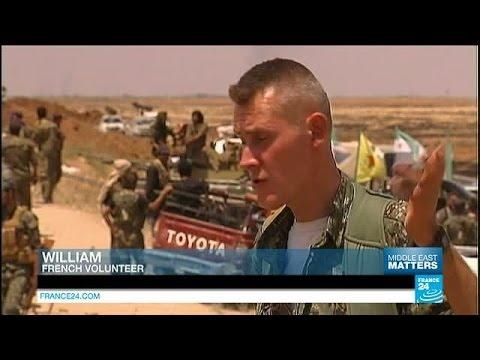 Syria: The French Volunteers Fighting IS-group Jihadists