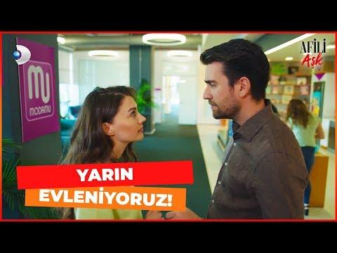 Ayşe Ve Kerem Evleniyor - #AyKer - Afili Aşk 3. Bölüm