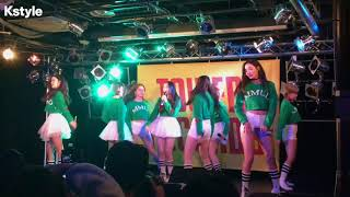 【Kstyle】MOMOLAND来日ショーケースで話題の「BBoom BBoom」を披露!