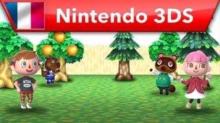 Animal Crossing: New Leaf - Bande-annonce Présentation du jeu (Nintendo 3DS)